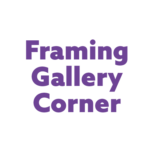 Framing Gallery Corner
