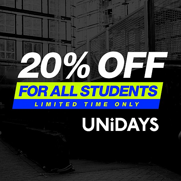 20% for Students